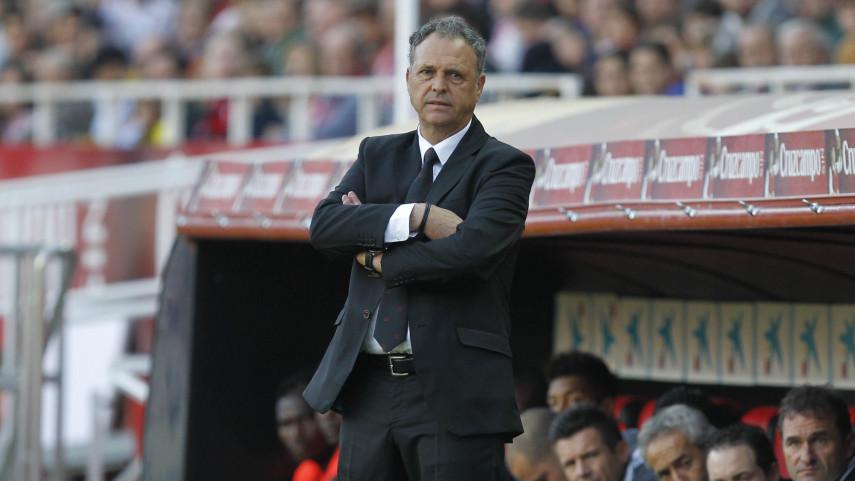Osasuna confirma a Joaquín Caparrós como nuevo entrenador