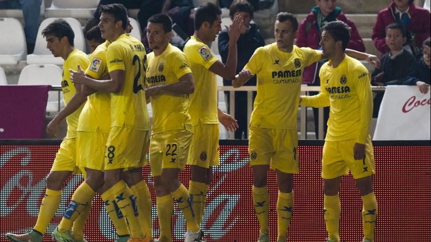El Villarreal impone su ley en el Nuevo Arcángel