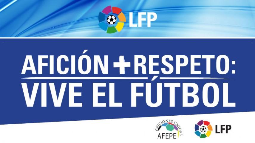 Campaña contra la violencia en el fútbol