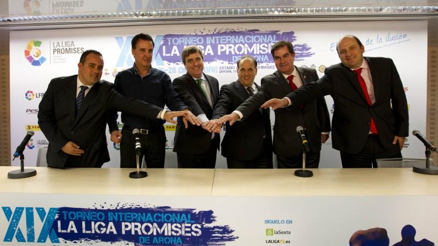 La LFP y la Fundación El Larguero presentan el torneo de la ilusión