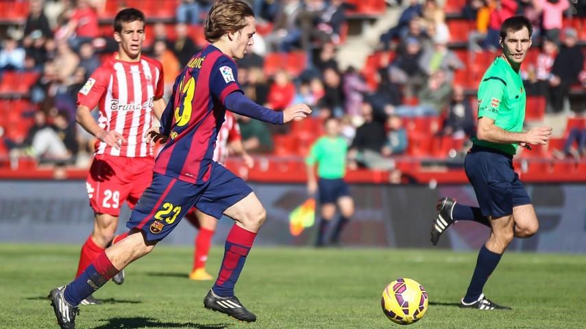 Halilović devuelve la confianza al Barça B