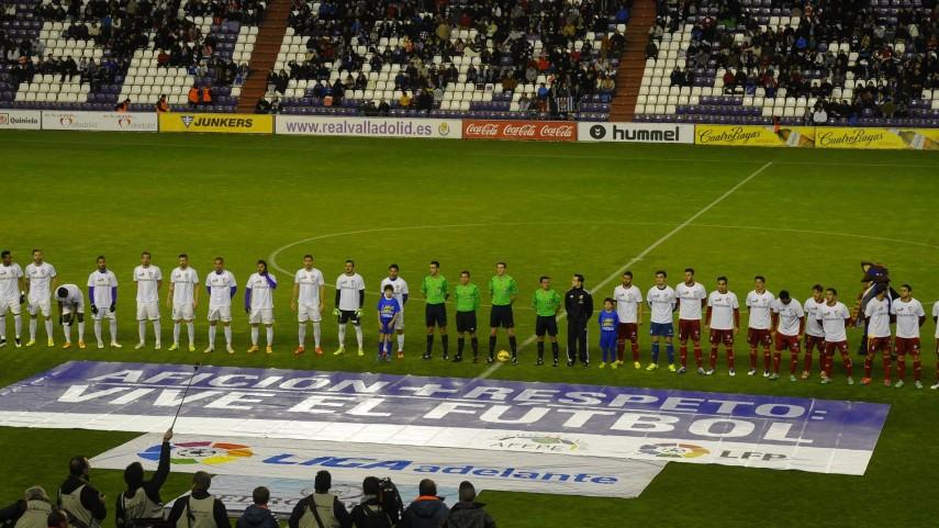 Los clubes de Liga BBVA y Liga Adelante reivindican un fútbol sin violencia