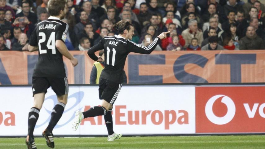 El Real Madrid no falla en Almería