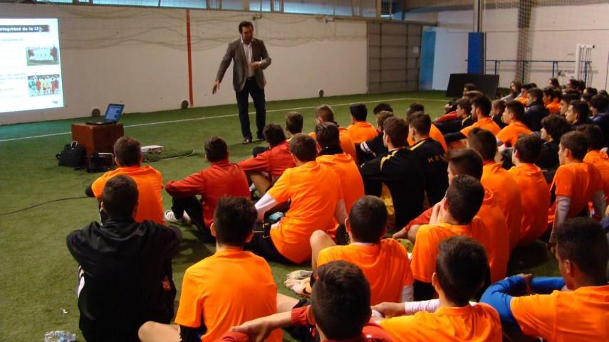 El Albacete recibe el Taller de Integridad de la LFP