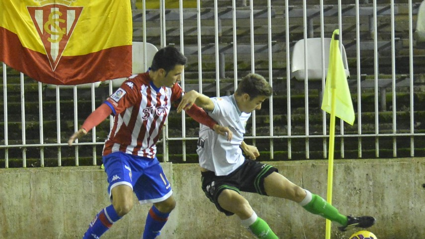 El Sporting sigue sumando ante el Racing
