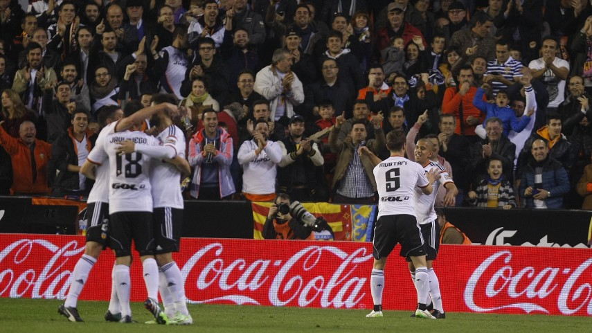 An unforgiving Valencia see off Rayo