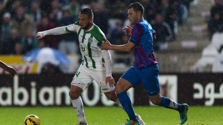 Córdoba y Levante no encuentran el gol