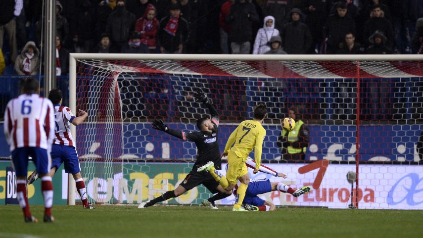El Villarreal asalta el fortín del Vicente Calderón