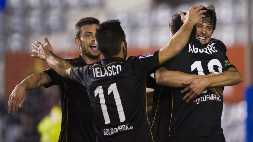 El Leganés vuela alto en Sabadell