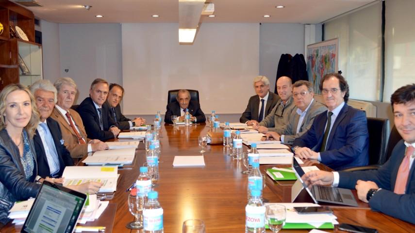 Última Junta General Ordinaria de 2014 para la FFP