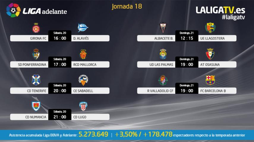 ¡Despide el 2014 con La Liga TV!