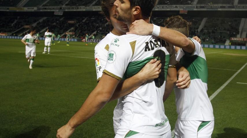 Atlético, Elche, Athletic y Málaga completan los octavos