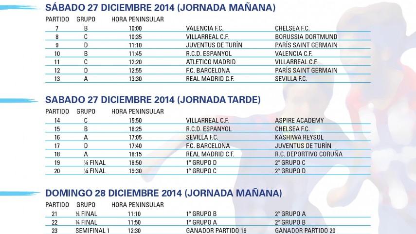 El futuro del fútbol, #LaLigaPromises, arranca en Arona