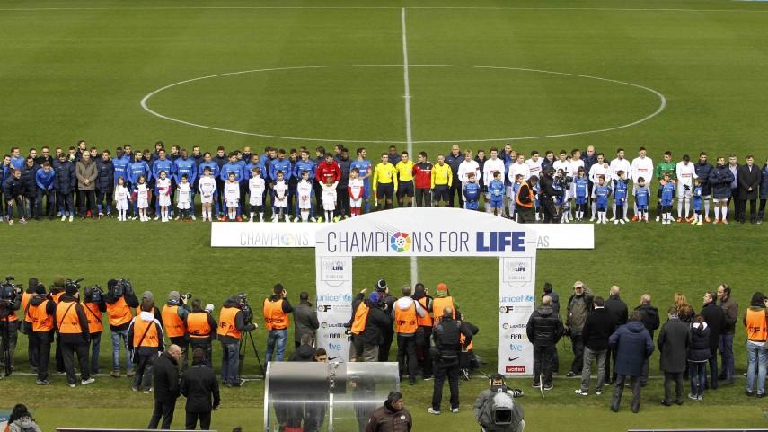 El II Champions for Life recauda 407.000 euros