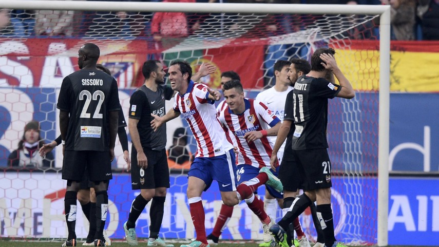 El Atlético repite fórmula