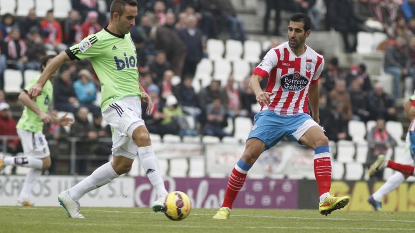 Lugo y Ponferradina no encuentran el gol