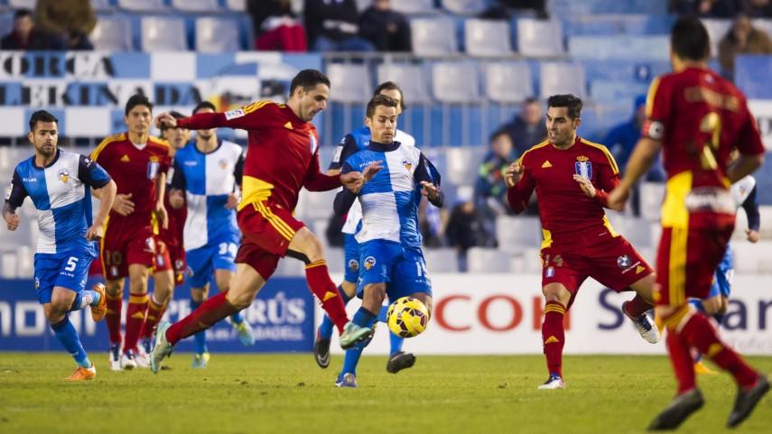 Collantes despierta al Sabadell