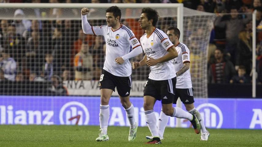 Barragán renueva con el Valencia