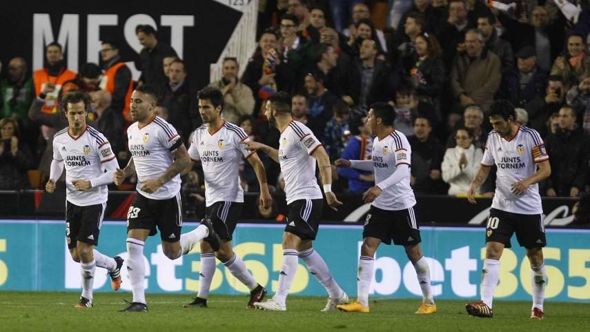 El Valencia se doctora ante el Real Madrid