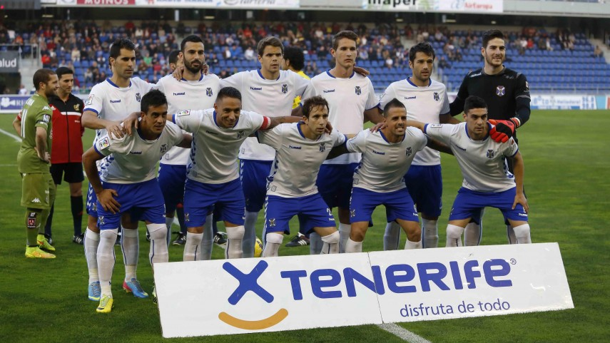 Raúl Agné, nuevo entrenador del Tenerife