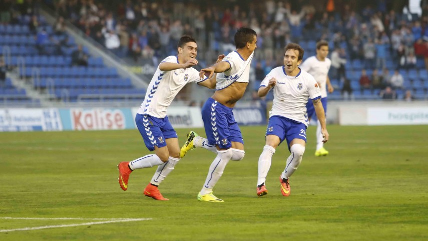 Intenso empate entre Tenerife y Sporting