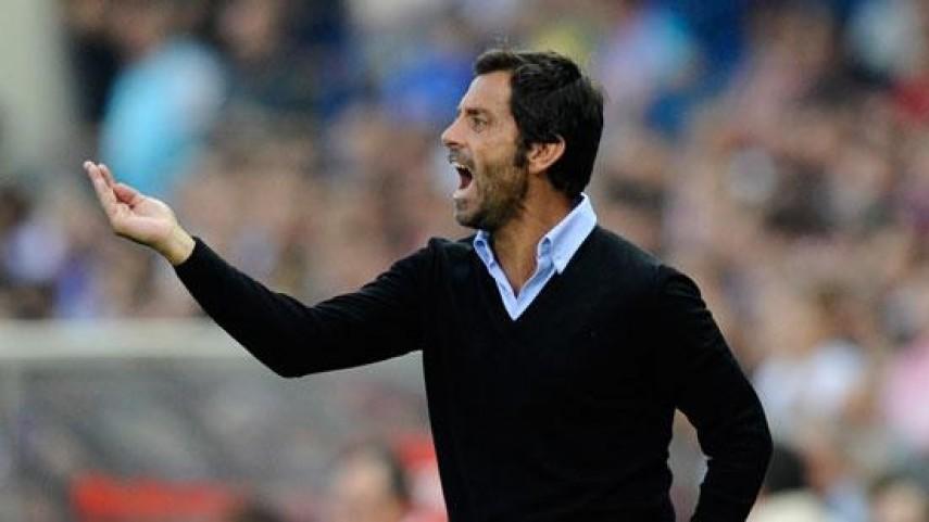 Quique Sánchez Flores, nuevo técnico del Getafe