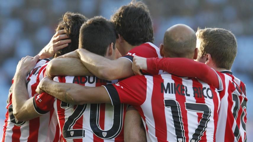 Athletic y Málaga toman ventaja en la Copa del Rey