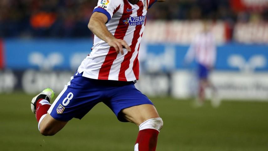 El Atletico de Madrid suma tres bajas en su plantilla