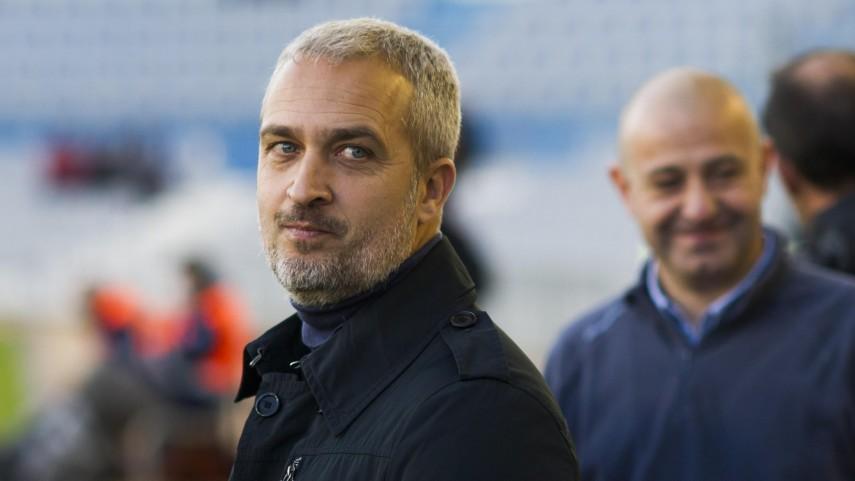 Álex García deja de ser entrenador del Sabadell