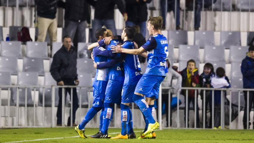 Hervás da el empate al Sabadell