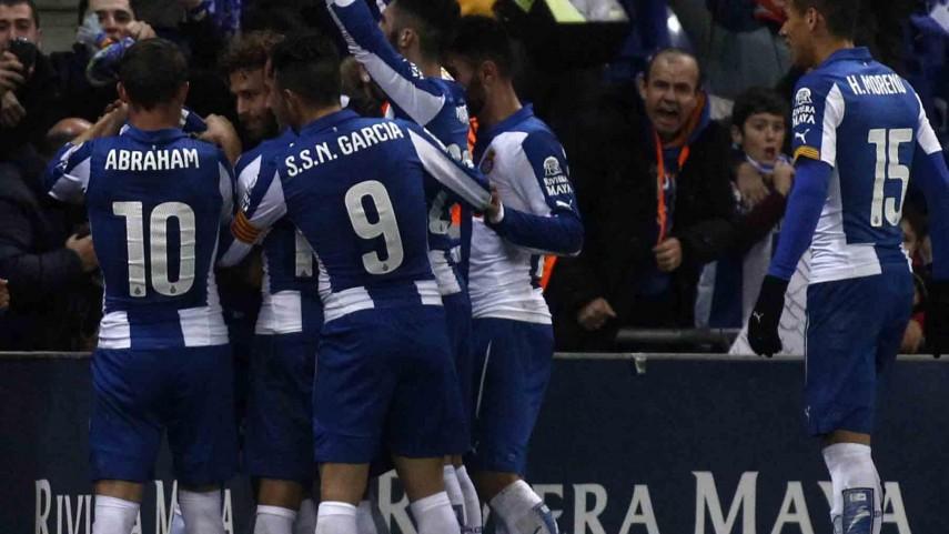 Espanyol y Málaga alcanzan los cuartos de la Copa
