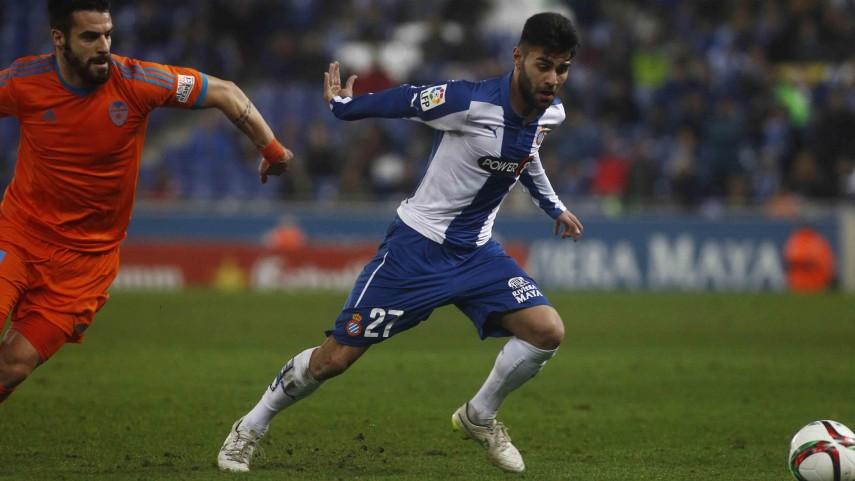 Duarte lucirá la elástica del Espanyol hasta junio de 2019