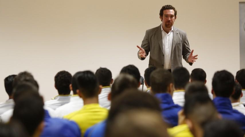 Las Palmas recibe el Taller de Integridad de la LFP