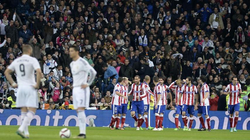 Atlético y Barcelona completan los cuartos de Copa