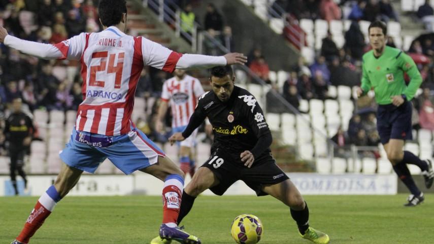 El Girona iguala su mejor primera vuelta