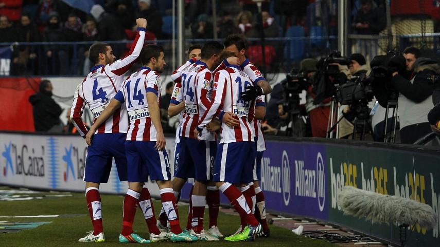 Victoria de oficio para el Atlético