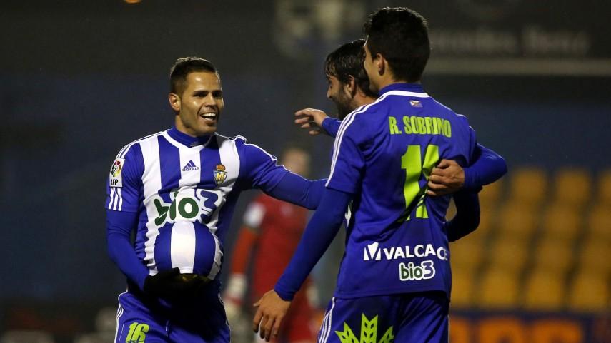La Ponferradina logra un valioso empate ante el Alcorcón