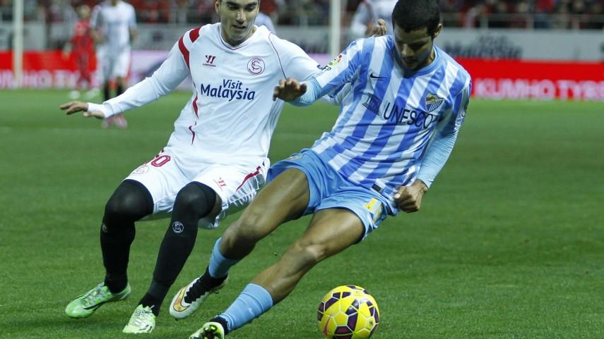 Reyes y Trémoulinas, lesionados en el Sevilla