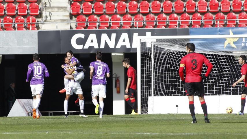 Jonathan Pereira fulmina al Mallorca