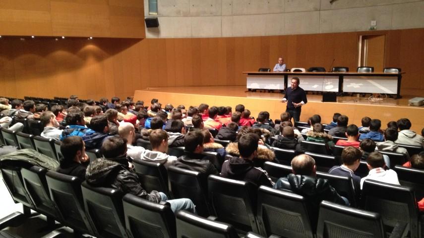 Lugo y Valladolid reciben el Taller de Integridad de la LFP
