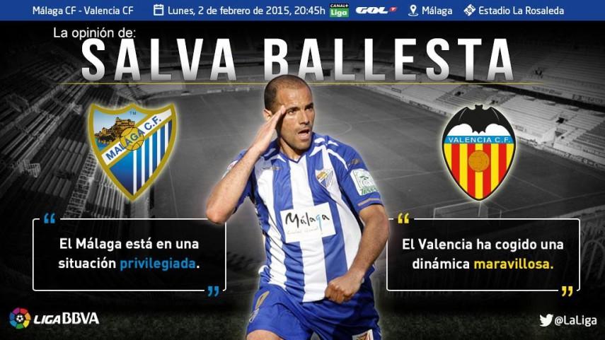Salva Ballesta: