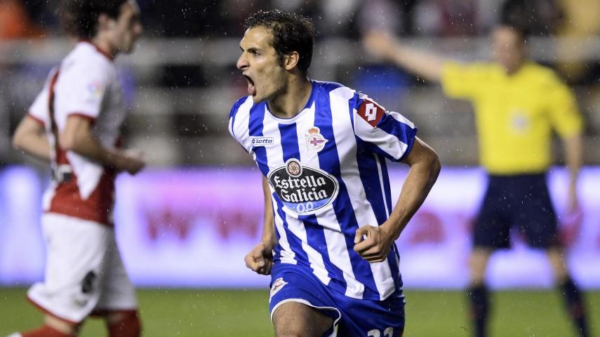 Celso Borges ya 'manda' en el Deportivo