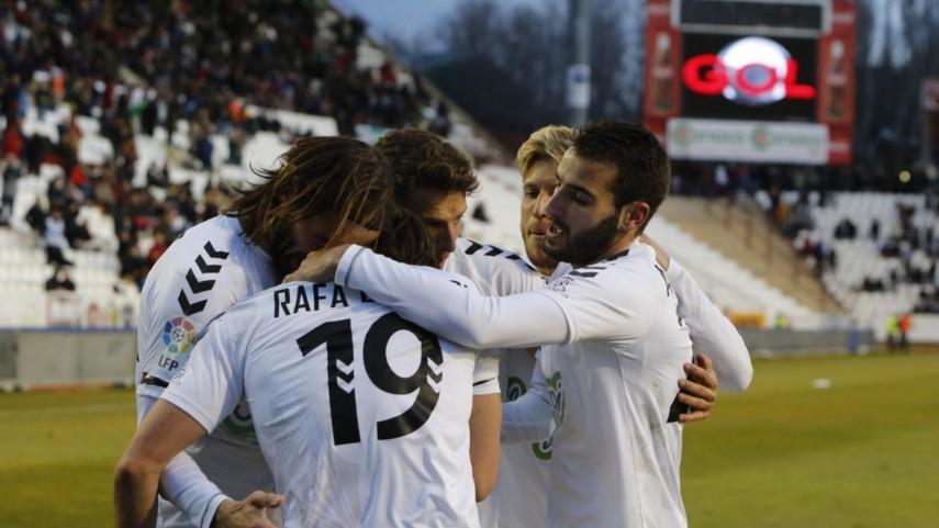 El Albacete coge aire en la Liga Adelante