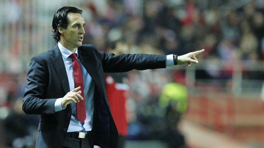 Emery renueva por dos temporadas con el Sevilla