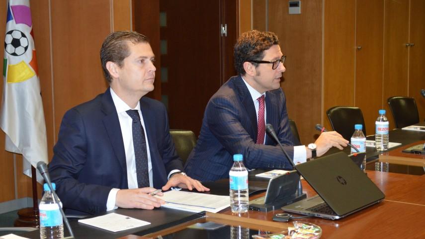 Reunión del Comité de Seguridad de la LFP