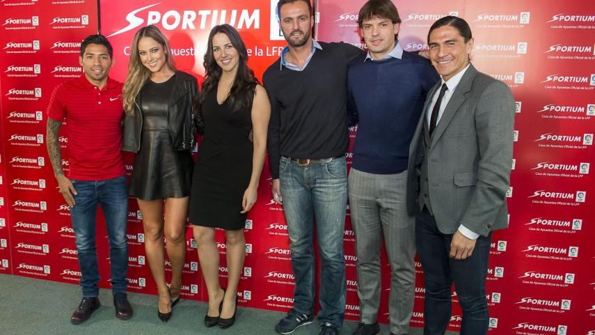 Sportium apuesta por México