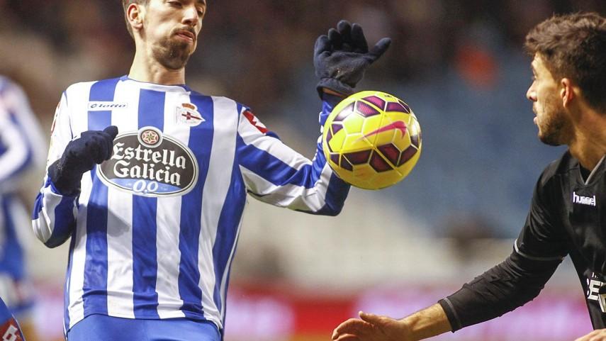 El Deportivo no da opción al Eibar