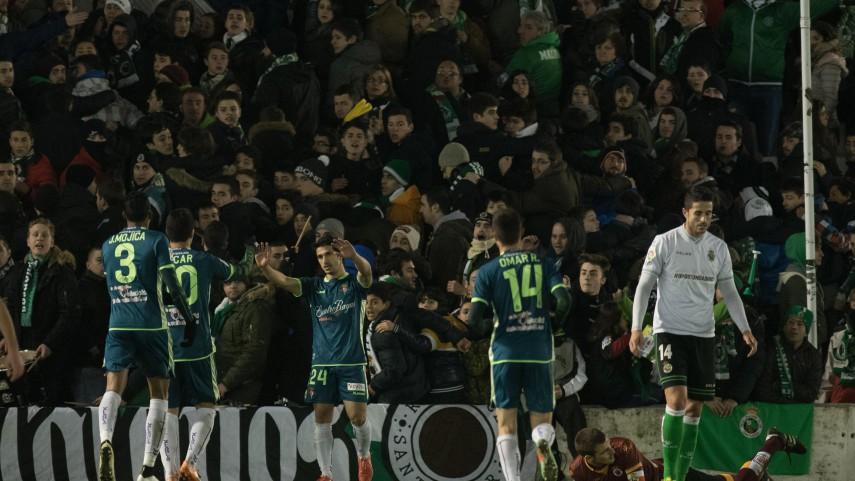 El Valladolid vuelve a golear a domicilio