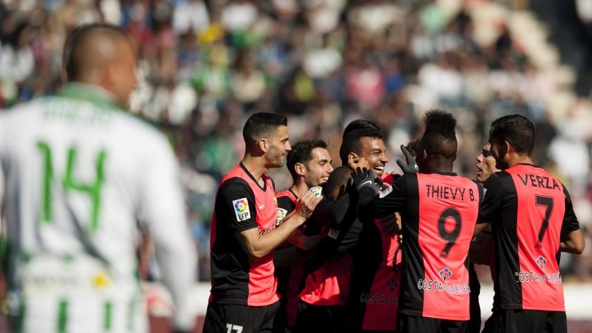 El Almería sigue de dulce