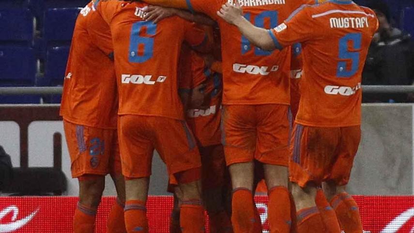 El Valencia recupera la cuarta plaza